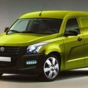 Лёгкий фургон ГАЗ: первое изображение и подробности