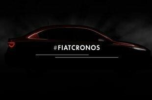 Fiat Cronos подробности о конкуренте Логану и Поло