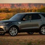 Land Rover Discovery получил новые опции и турбодизель
