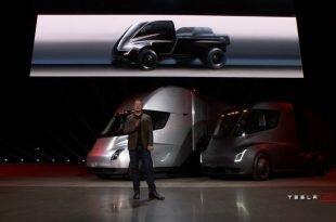 Tesla Pickup 2019-2020: первое изображение и подробности о гиганте