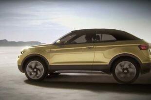 Volkswagen T-Cross 2018: известны подробности о дебюте