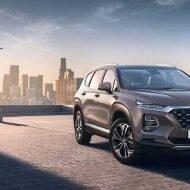 Hyundai Santa Fe 2019: фото и характеристики