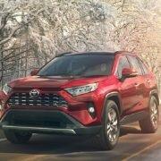 Новый Тойота Рав 4 2019: всё о рестайлинге