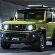 Suzuki Jimny 2019 в России: старт продаж и другие подробности