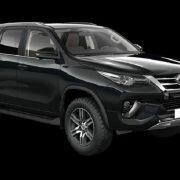 Toyota Fortuner TRD 2019 в России