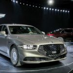 Genesis G90 2019: подробности о новом поколении