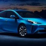 Тойота Приус 2019: все подробности о рестайлинге