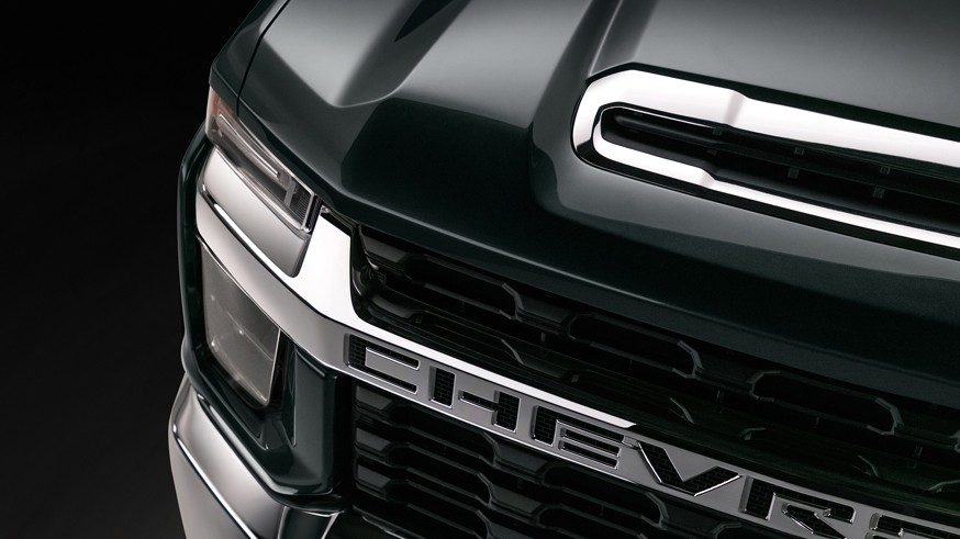 Chevrolet Silverado HD 2020: подробности о новом поколении пикапа