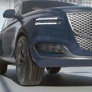 Hyundai Genesis кроссовер: первые подробности