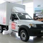 УАЗ Профи 2019: фото, характеристики и цена
