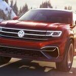 Atlas Cross Sport 2019: новый крутой кроссовер от Volkswagen