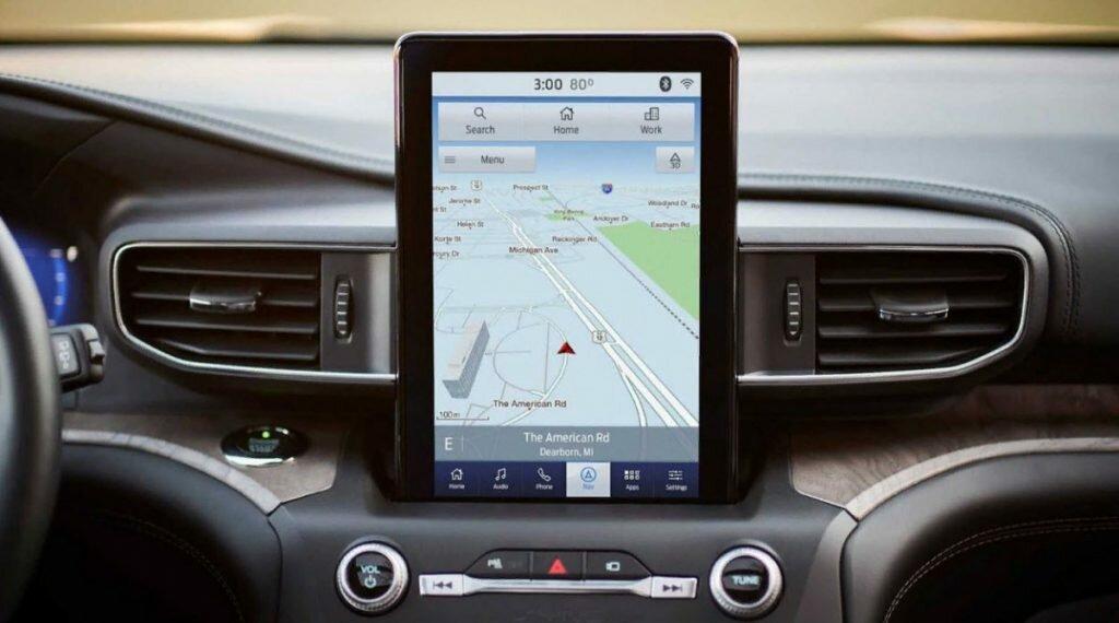 Ford Explorer 2020: что нового после рестайлинга?