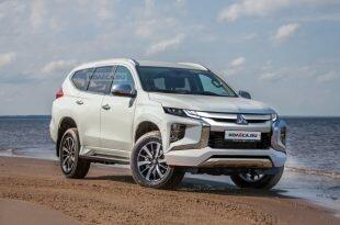 Обновлённый Mitsubishi Pajero Sport: фото и характеристики
