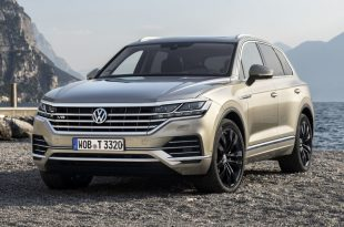 "VW Touareg V8 TDI: подробности о кроссовере с ""супердизелем"""