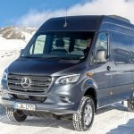 Новый Mercedes-Benz Sprinter 4×4 в России