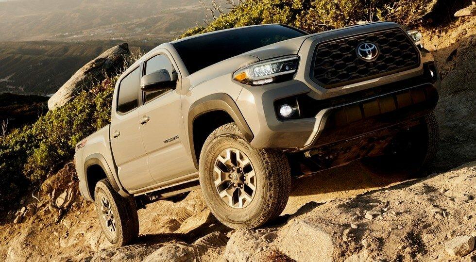 Toyota Tacoma 2020: подробности о новом поколении