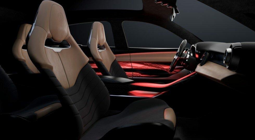 Alfa Romeo Tonale: потрясающий концепт