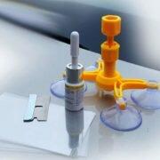 Набор для ремонта стекол Windshield repair kit