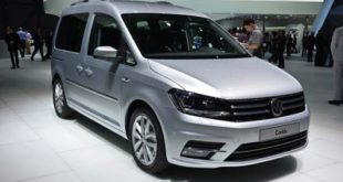 Новый VW Caddy 2020