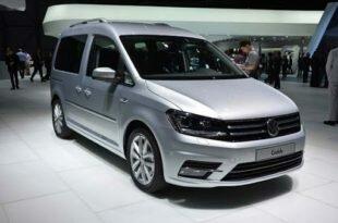 Новый VW Caddy 2020