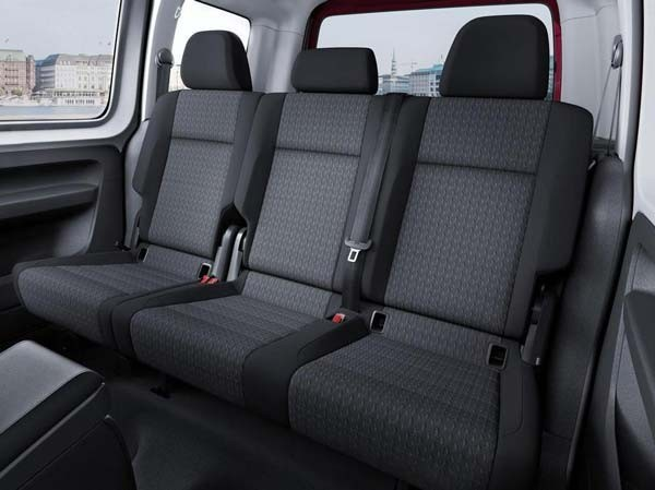 Новый VW Caddy салон